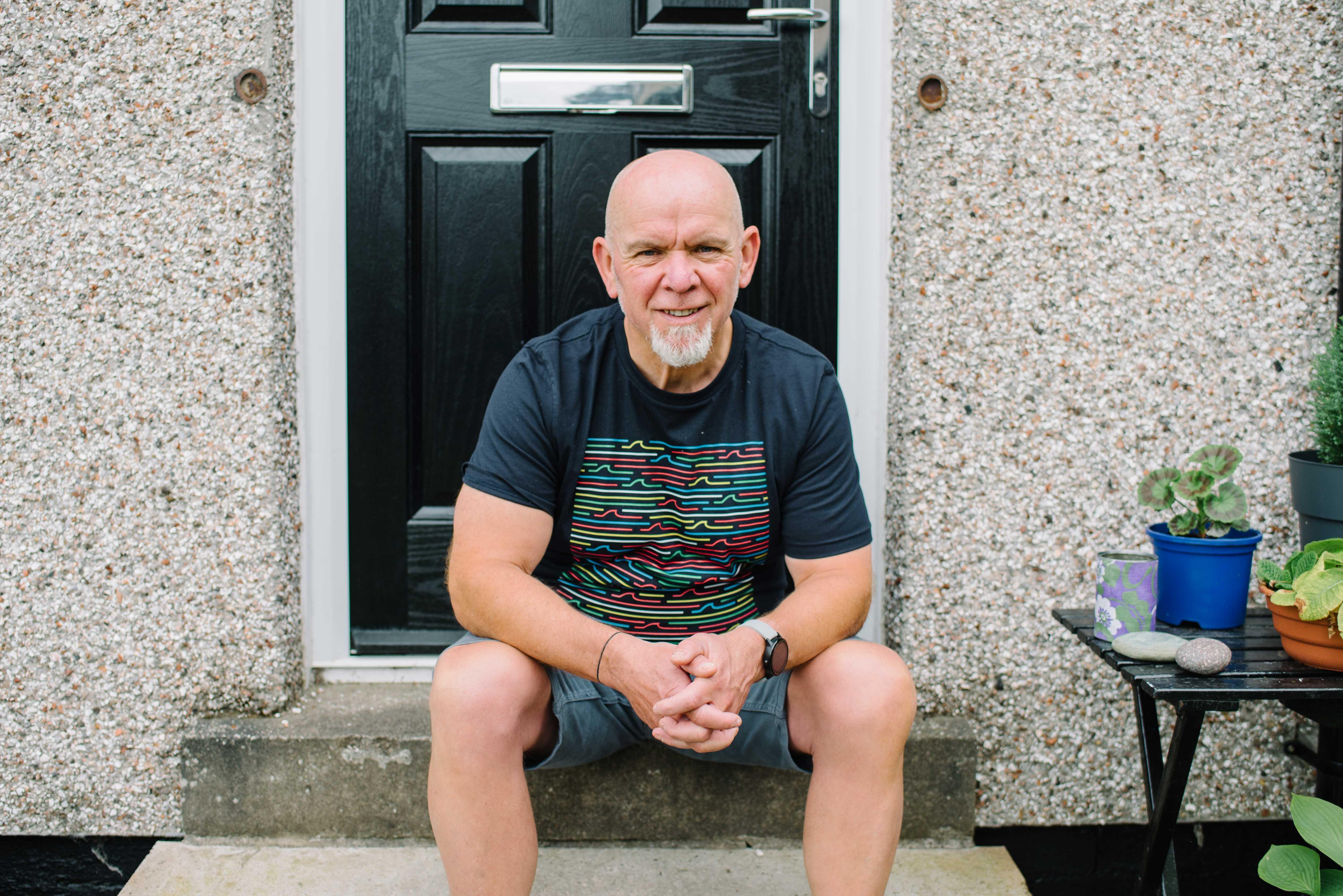 Graeme - Humans of the Walk